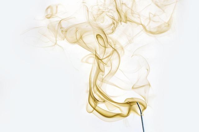 Smoke, Line, Lighting, Incense Smoke, Incense, Wind
