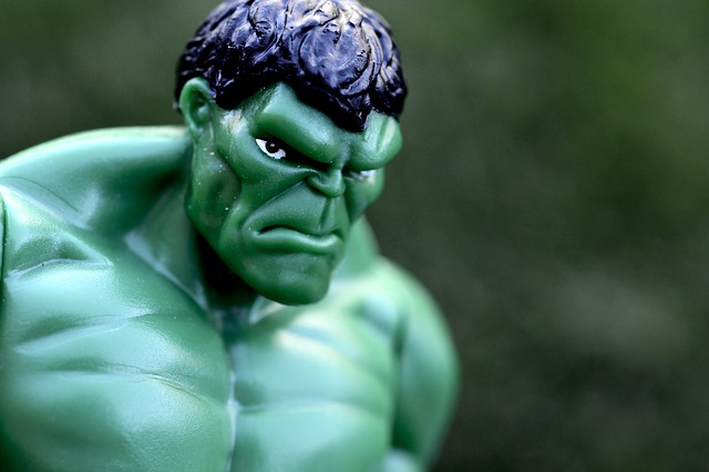 Incredible Hulk, Superhero, Strong, Muscles, Green