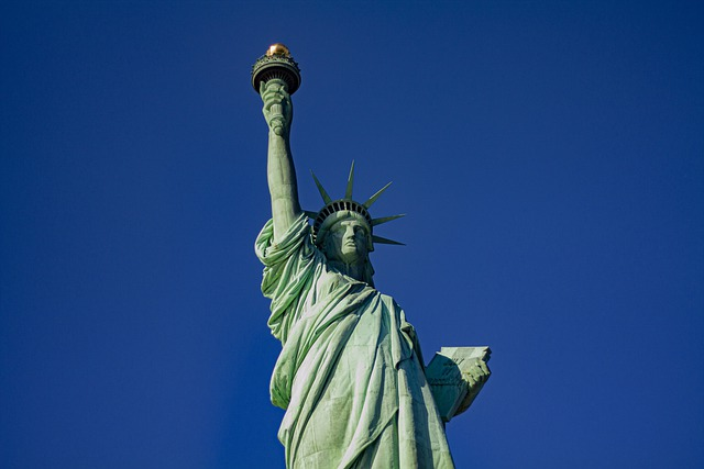 Statue Of Liberty, Usa, Independence, America, Monument