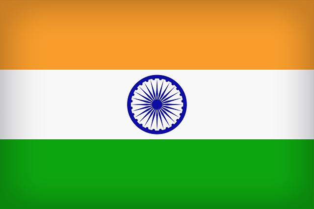 India Flag, Country, Background, Backdrop, Flag, India
