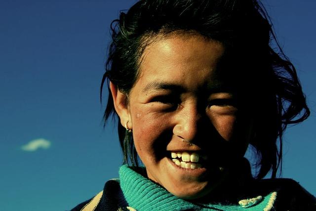 Woman, Ladakh, India, Tibet