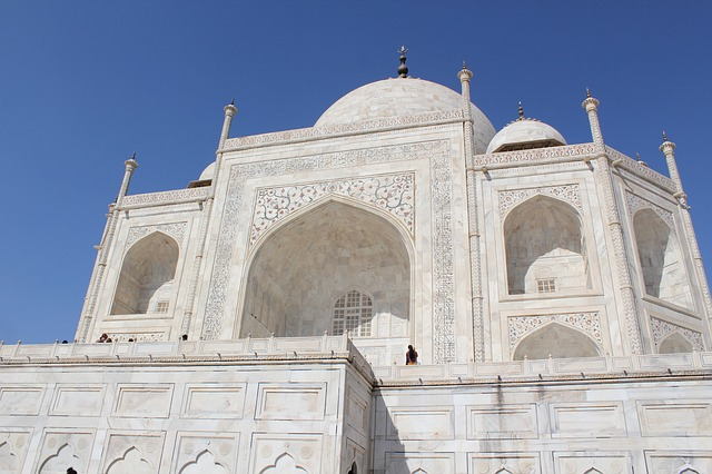 Taj Mahal, India, Agra, Travel, Architecture, Palace