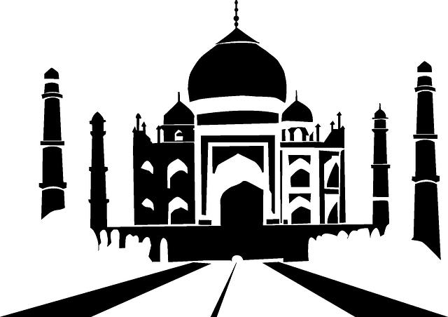 Taj Mahal, Architecture, India, Agra, Landmark, Travel