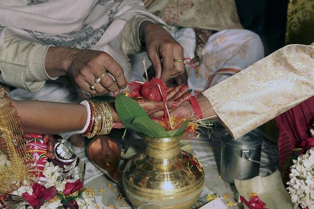 Indian Wedding, A Indian Wedding Feast, Wedding, Indian
