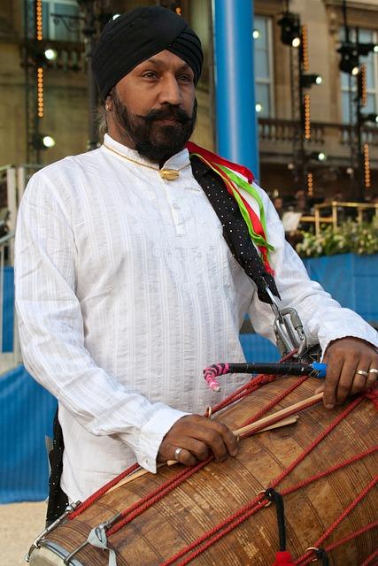 Indian Drummer, Drummer, Buckingham Palace