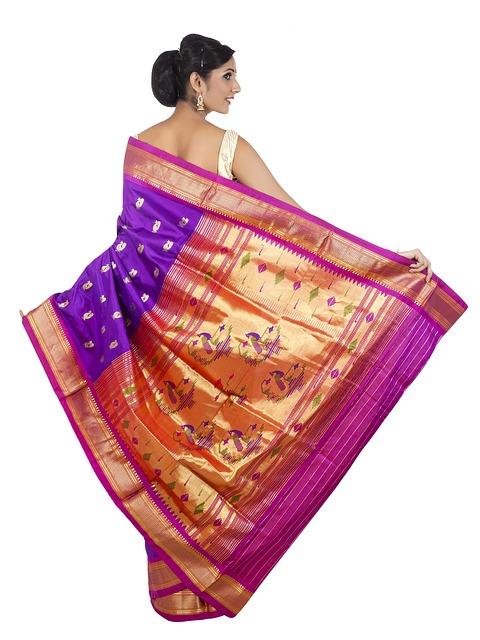 Paithani Saree, Paithani Silk, Indian Woman, Fashion