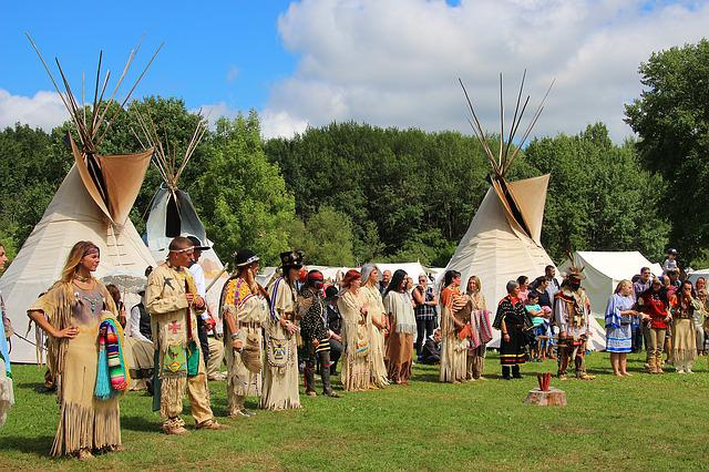 Human, Traditionally, Man, Tent, Culture, Indians