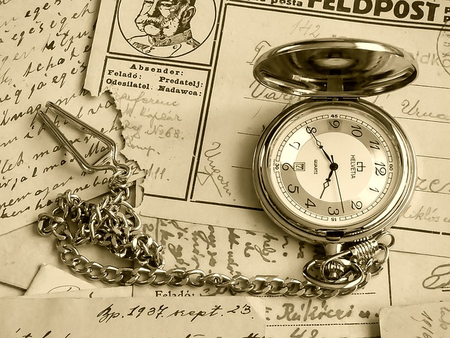 Hour S, Pocket Watch, Old, Time, Indicator