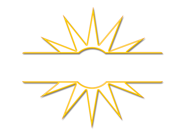 Symbol, Star, Sun, Emblem, Indicator, Advertising
