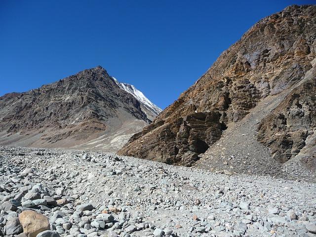 Ladakh, Indie, Mountain