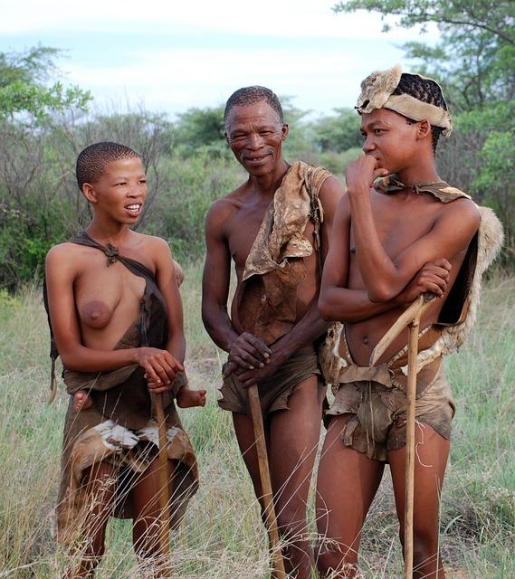 Bushman, Indigenous People, Hunter Gatherer, San