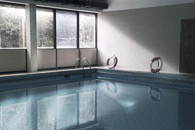 Pool, Life Preserver, Indoor, Water