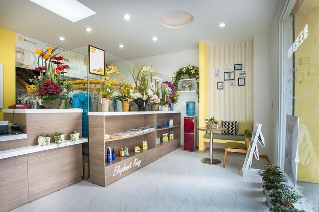 Shop, Laundry, Indoor, Design, The Front Desk