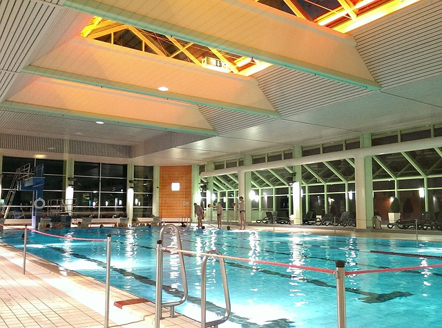 indoor swimming pool lighting contemporary swimming pool indoor swim blue azur free photo pool lane lighting max pixel