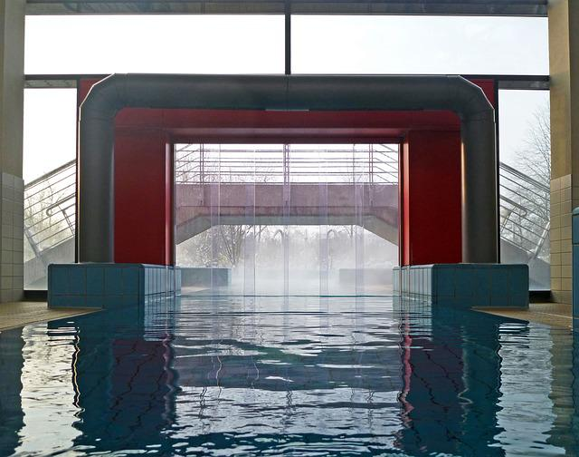 Swimming Pool, Indoor Swimming Pool