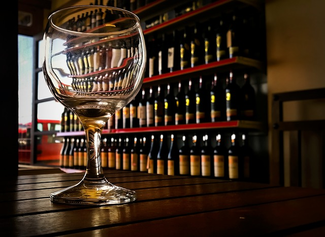 Wine, Drink, Alcohol, Bar, Winery, Wood, Indoors, Glass