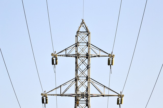 Electrical, Power, Wire, Industrial, Voltage, Energy