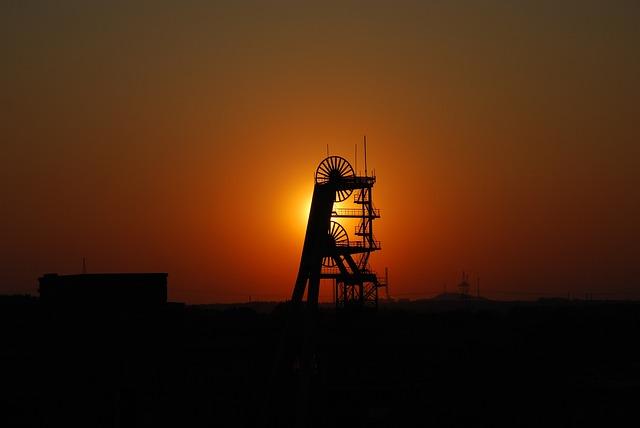 Herten, Bill, Ewald, Industrial Plant, Industry