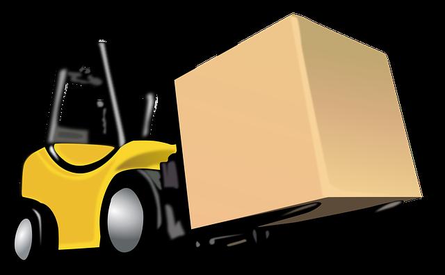 Forklift, Lift Truck, Industrial, Truck, Transportation