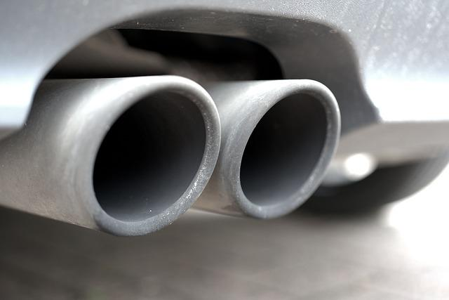 Exhaust, Exhaust Gases, Diesel, Tube, Industry, Vehicle