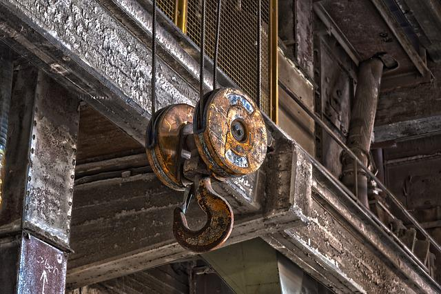 Lost Places, Factory, Pforphoto, Hall, Industry