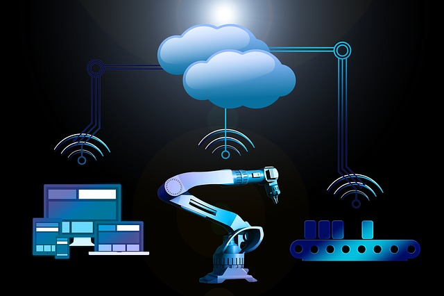Industry, Industry 4, Web, Network, Interfaces