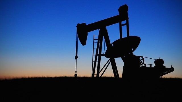 Pump Jack, Oilfield, Oil, Fuel, Industry, Petroleum