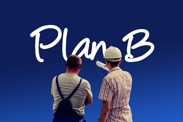 Plan B, Plan, Workers, Technology, Industry, Engineer
