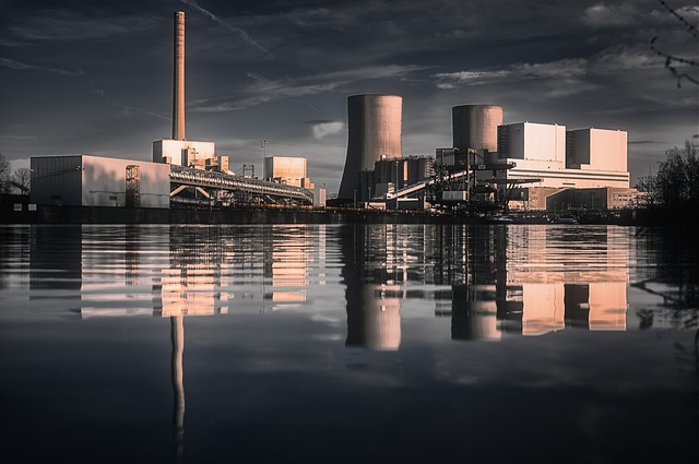 Power Plant, Coal Fired Power Plant, Rwe, Industry