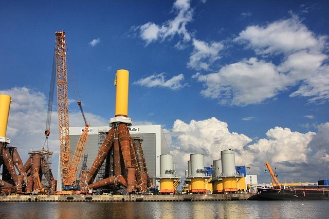 Industry, Pollution, Sky, Energy, Waters, Tower, Steel