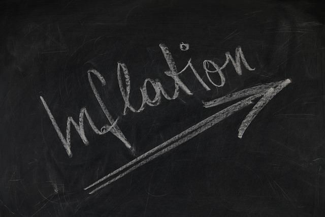 Board, Blackboard, Economy, Inflation, Money