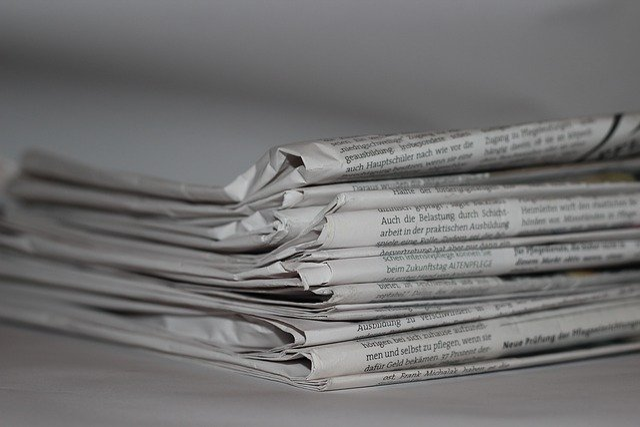 News, Newsletter, Newspaper, Information