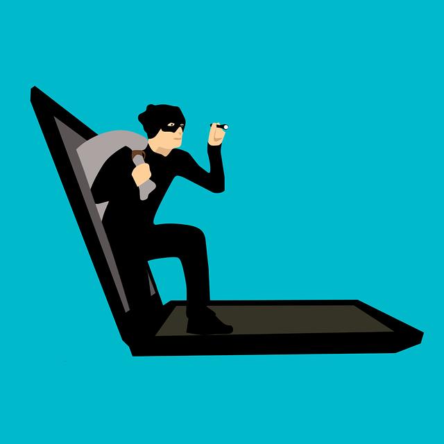 Hacker, Cartoon Character, Idea, Information Security