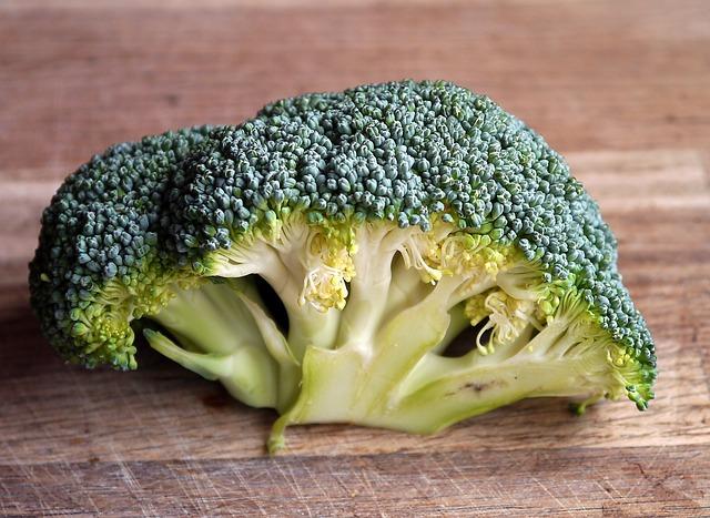 Broccoli, Vegetable, Food, Healthy, Brocoli, Ingredient