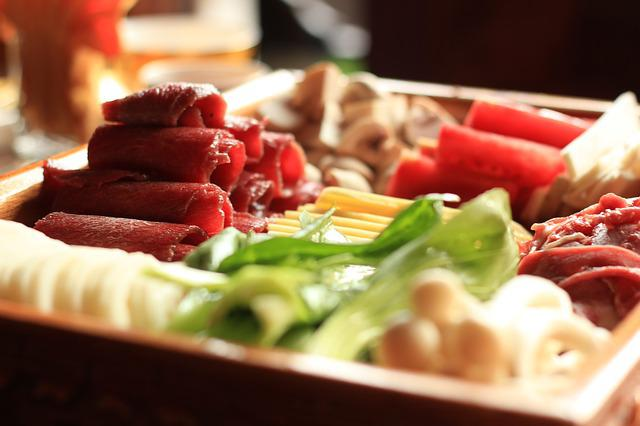 Chafing Dish, Beef, Food, Ingredients
