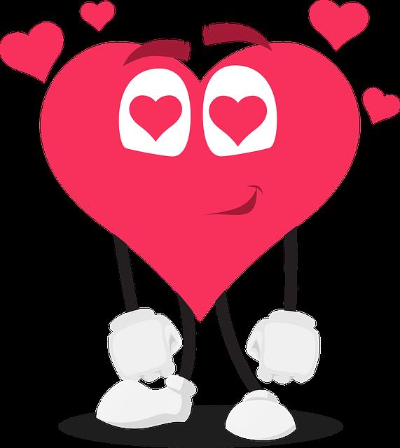 Heart, Love, Romantic, Romance, Valentine, Inlove, Red