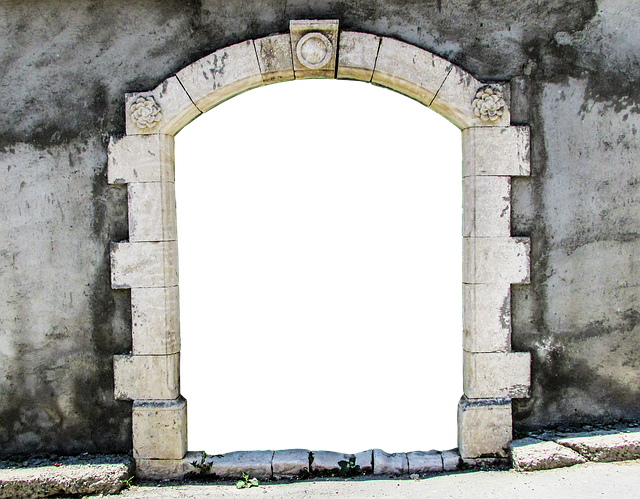 Goal, Input, Old, Middle Ages, Old Gate, Forward
