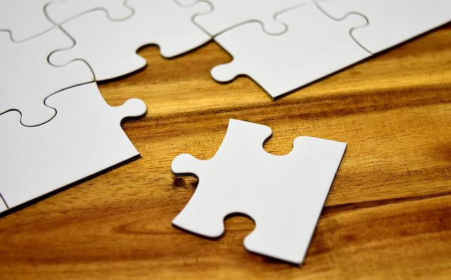 Puzzle, Joining Together, Insert, Share, Fit