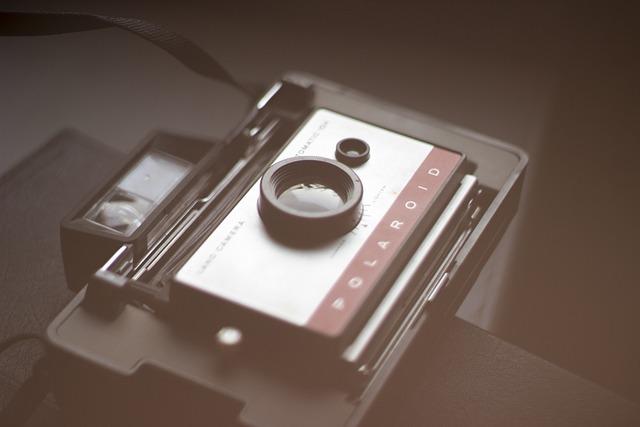 Camera, Instant Camera, Polaroid