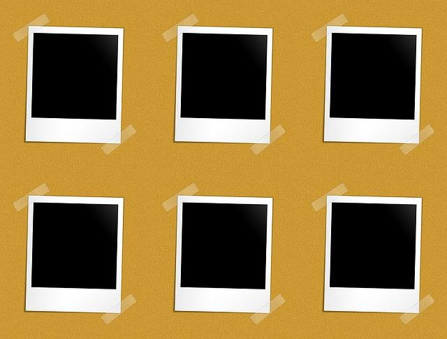 Polaroid, Photo, Retro, Vintage, Instant, Photograph