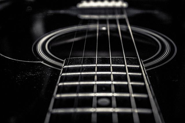 Free Photo Chords Music Musical Instrument Guitar Acoustic Max Pixel