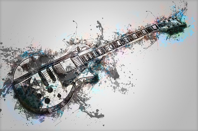 Guitar, Instrument, Music, Electro Guitar, Esp