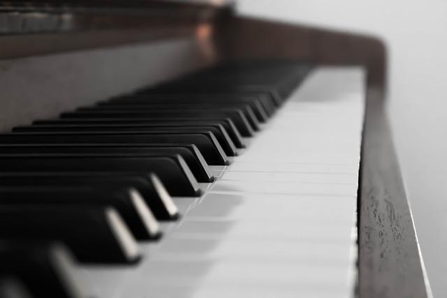 Piano, Keys, Music, Piano Keyboard, Instrument