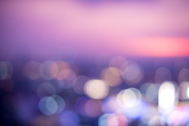 Blur, Insubstantial, Bright, Luminescence, Round Out