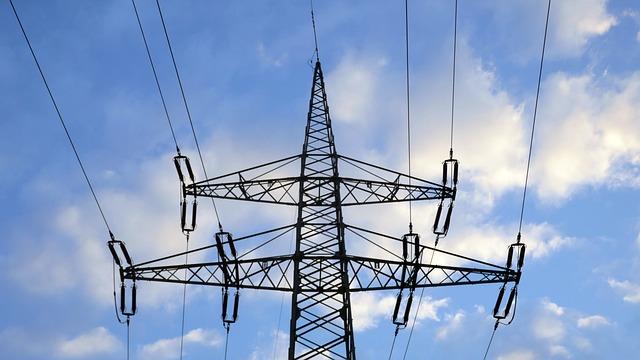 Reinforce, Pylon, Insulators, Lines, Electricity