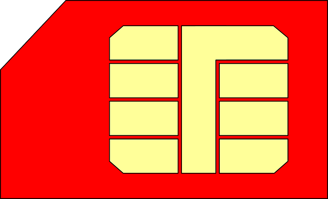 Sim, Sim Card, Mobile, Cellphone, Integrated Circuit