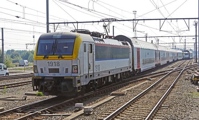 Belgian State Railways, Intercity, Euro Sprinter