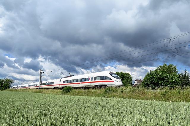 Intercity-express, Ice, Trains, Train