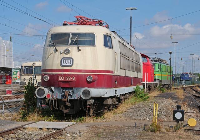 Intercitylok, Quick Driving Locomotive, Railway Museum