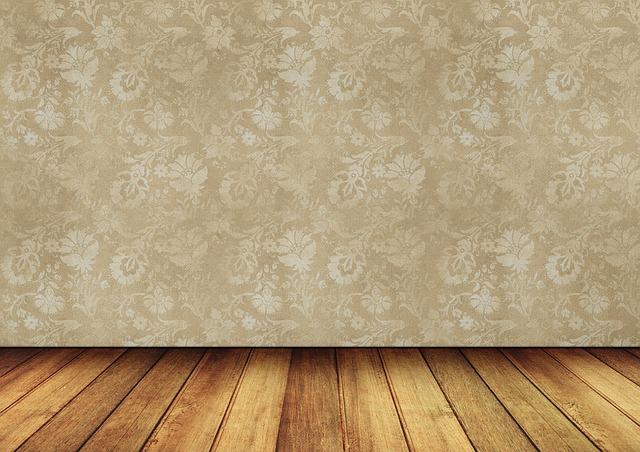 Room, Empty, Interior, Brown Room, Brown Interior